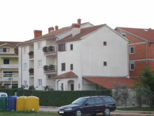 Appartements in Rovinj