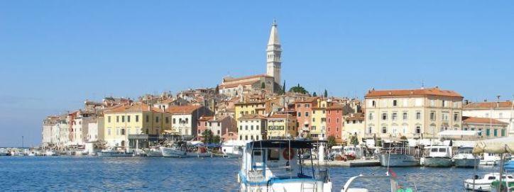 Ferienwohnungen Murano Rovinj Kroatien